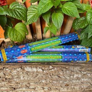 Hem Incense Sticks Frankincense 3 Boxes (60 Sticks